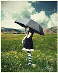 Waiting for the Rain.. by shortdesigns-x