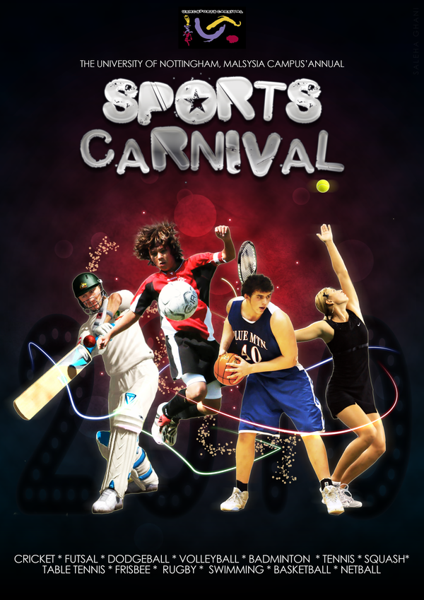 sports carnival poster by shortdesigns x on deviantart. Black Bedroom Furniture Sets. Home Design Ideas