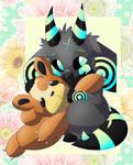 (Glowchus): Teddybear