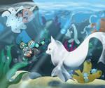 (Glowchus): Under Da Sea