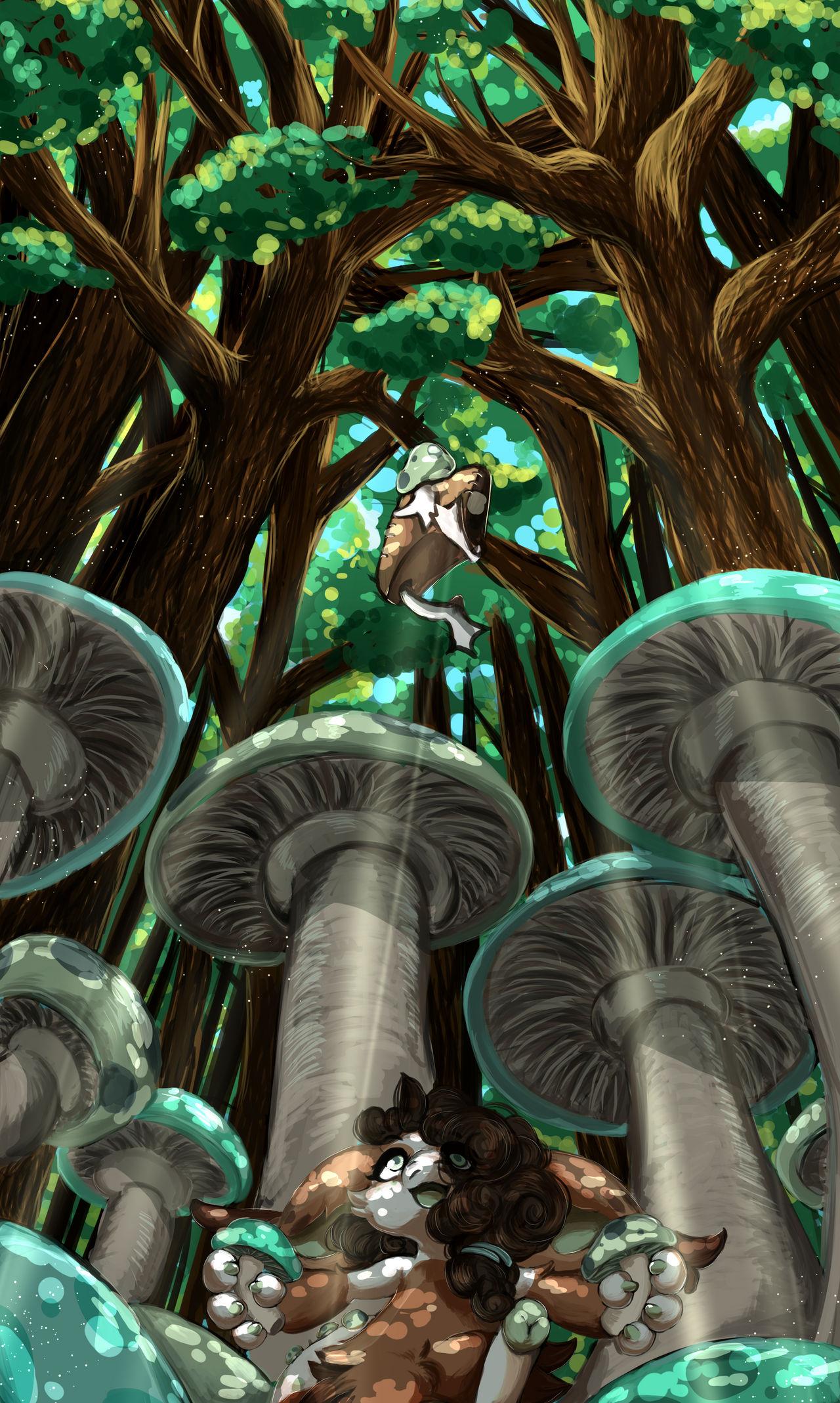 |Bagbeans|: A Mellow Mycologist (DTA Entry)