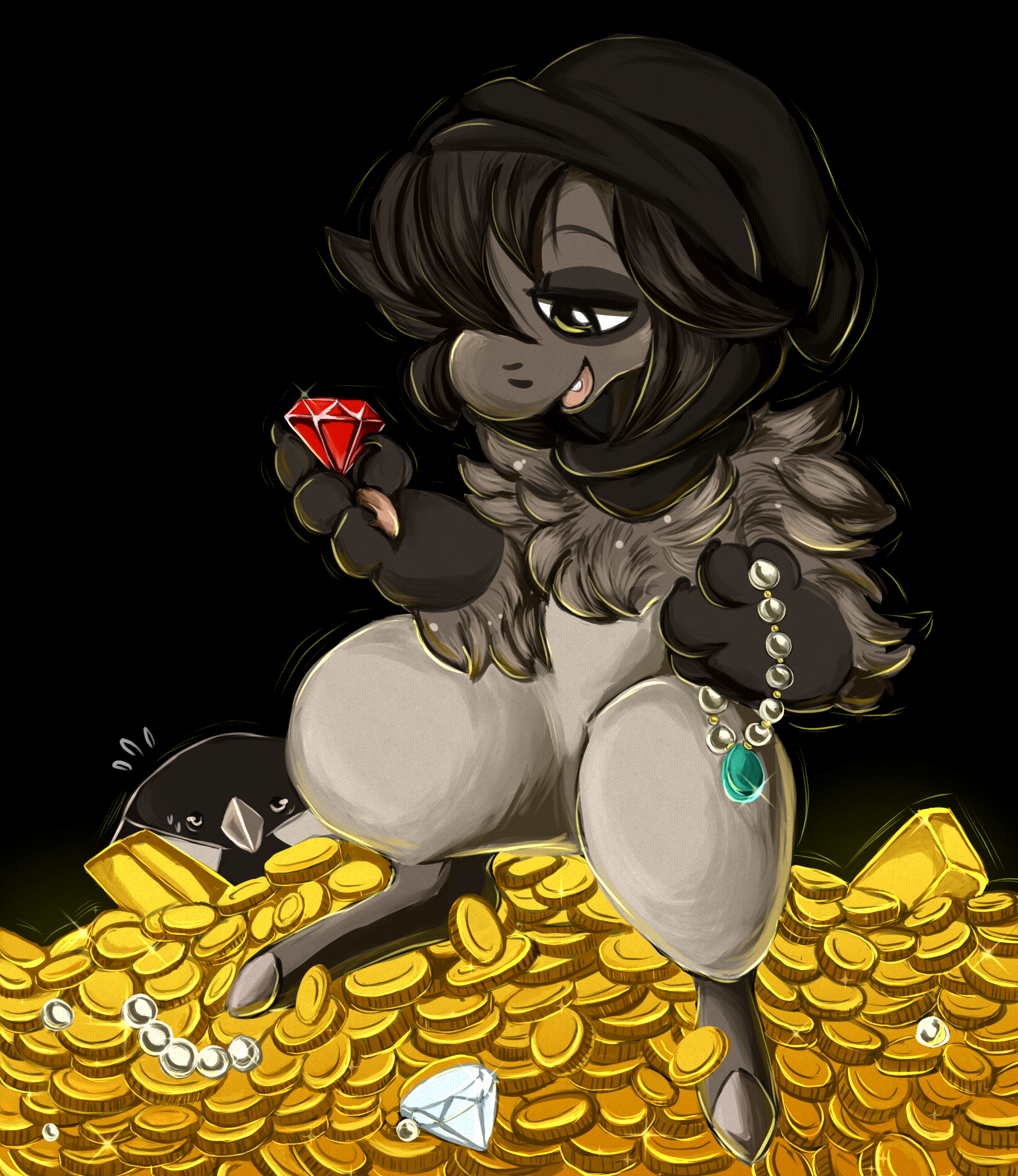 |Bagbeans|: Treasure Trove (Gift Art)