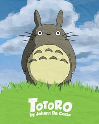 Paper Totoro