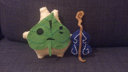 Makar - Windwaker Handmade Plushie