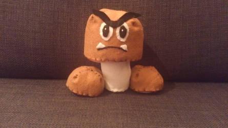 Goomba Plushie