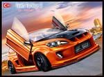 Ford FocuST- Team Turkiye2-WTB