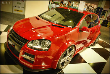 Golf Gti Wide Body CNR 2010 by maddinc
