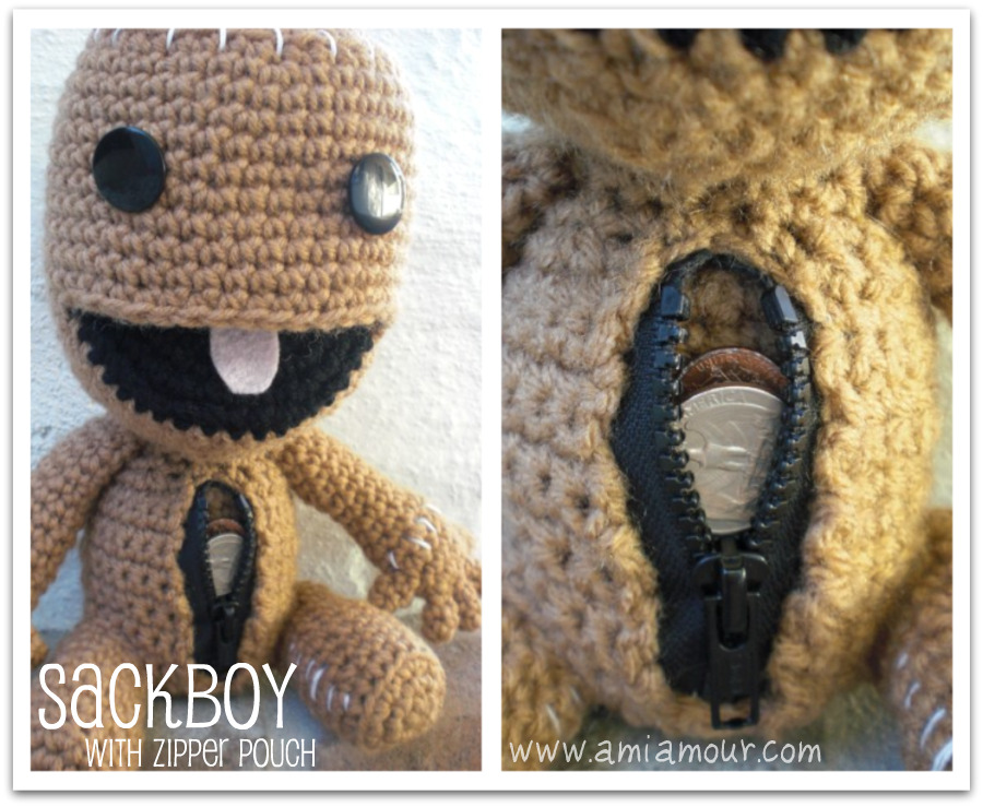 Sackboy with zipper pouch by ami amour on deviantart sackboy with zipper pouch by ami amour dt1010fo