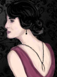 Lady Mary by clementineandme