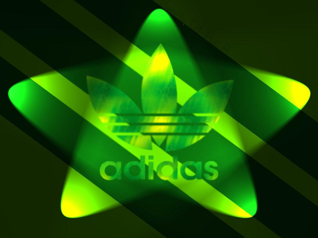 green adidas logo wallpapers wwwimgkidcom the image