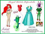 RR: Paperdolls Ariel