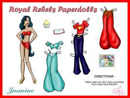 RR Paperdolls: Jasmine by ValerieGallery
