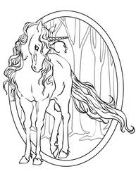 Unicorn  Chosse the Adventure Chapter one