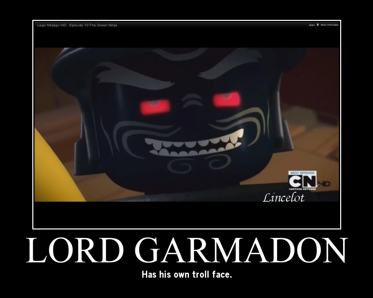 lord garmadon quotes