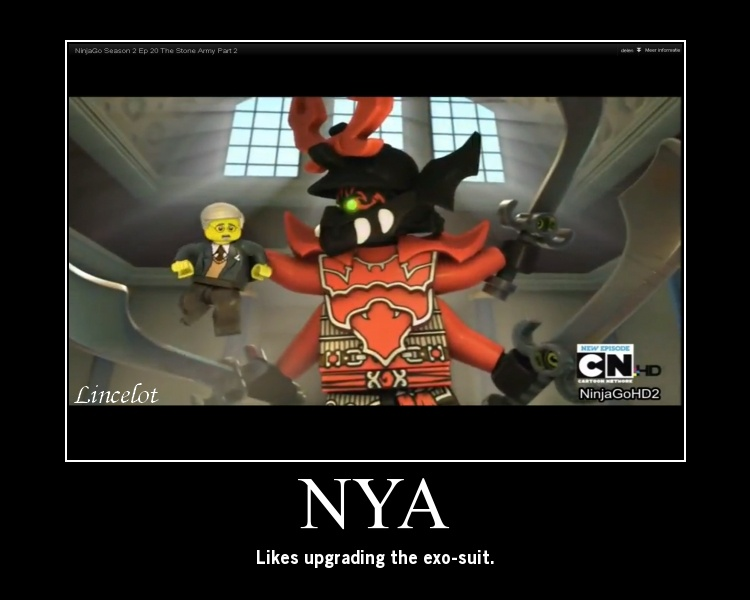 Nya motivator by Lince...