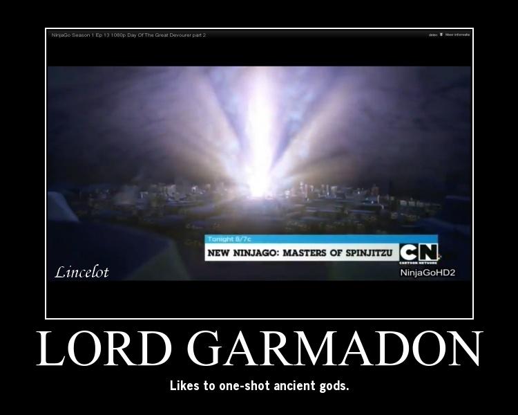 Lord Garmadon by Lincelot1