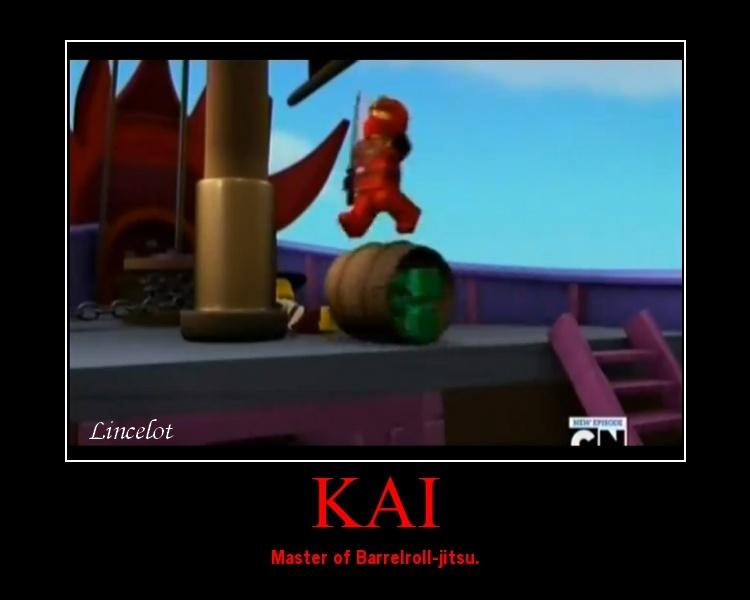 Kai -Barrels by Lincelot1