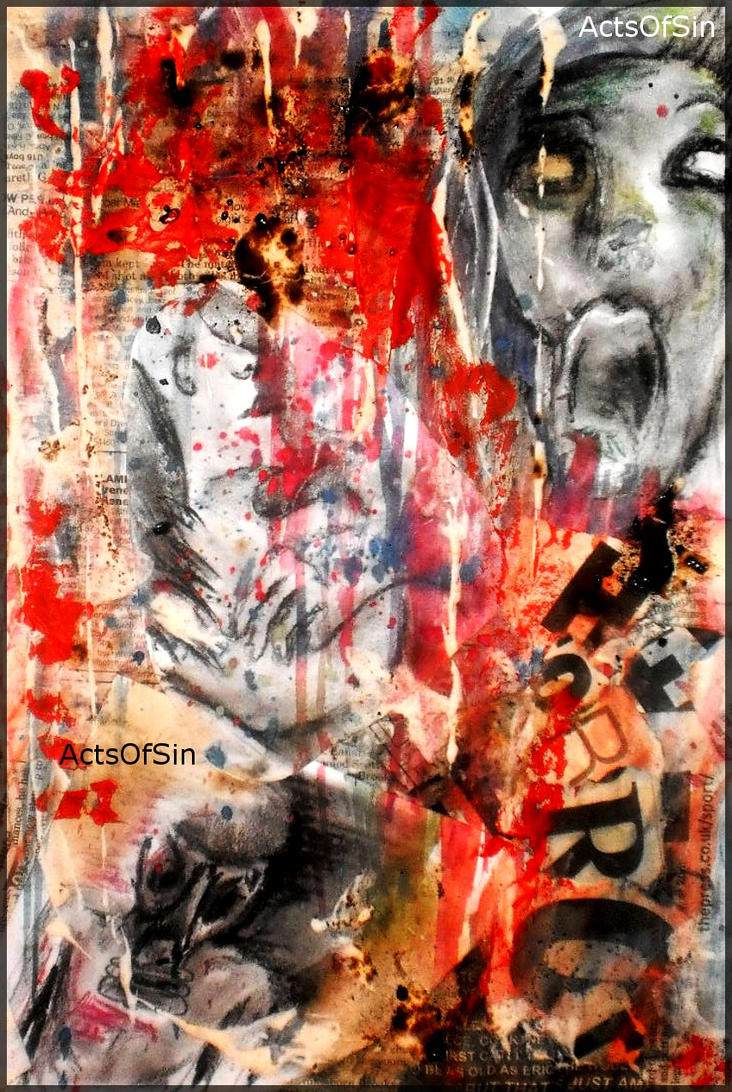 H O R R O R by ActsOfSin