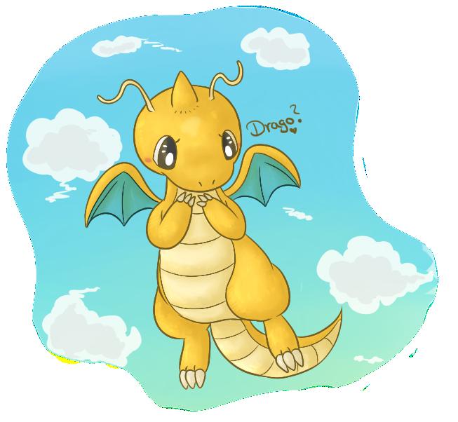 Drago? by fuwante-chan