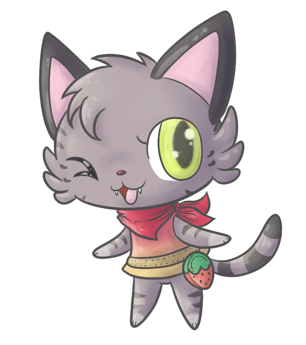 My cat as Animal Crossing character by KiwiBeagle on ...