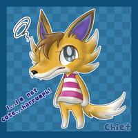 I am not cute! by KiwiBeagle