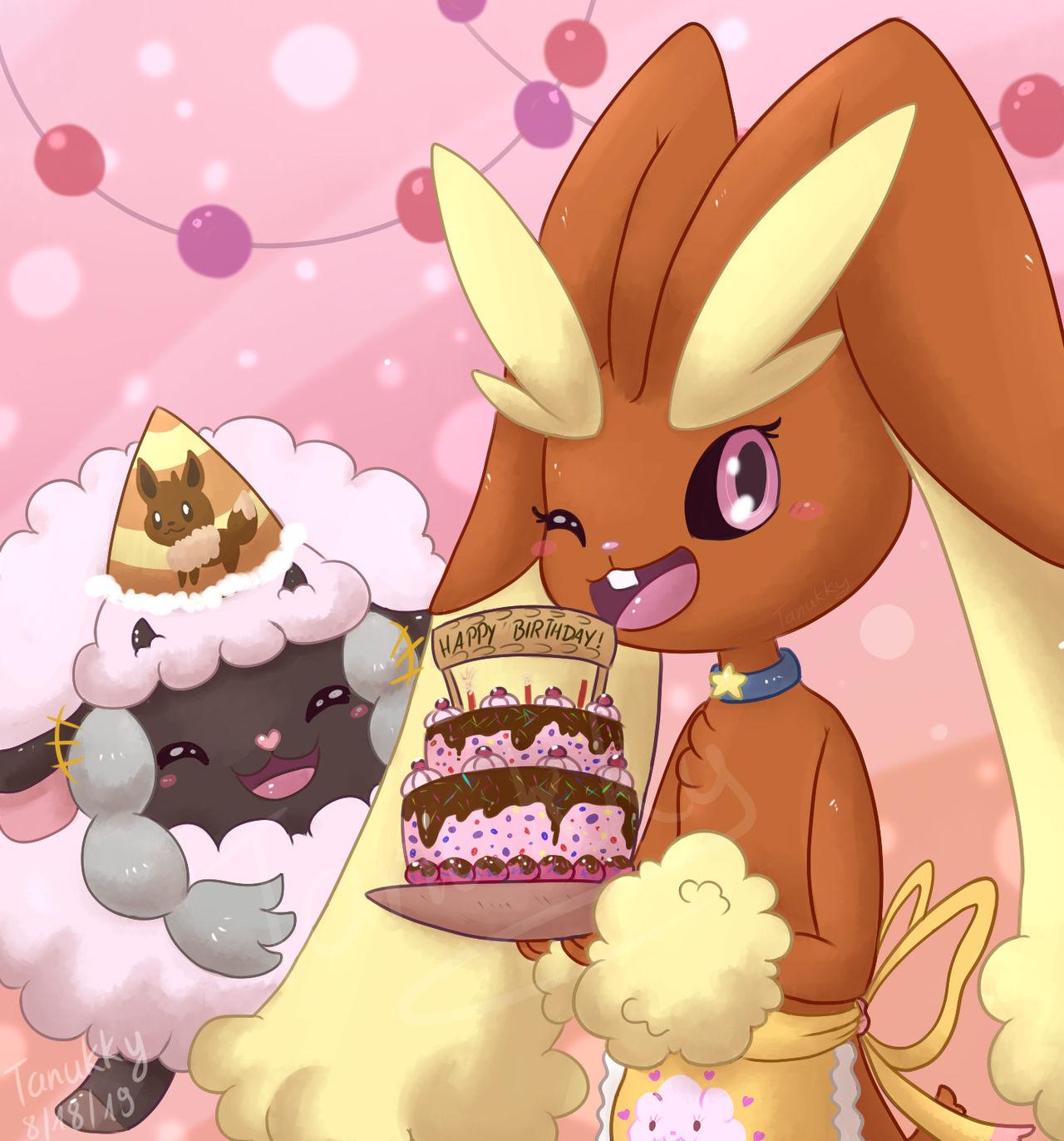 Birthday cake [AT]