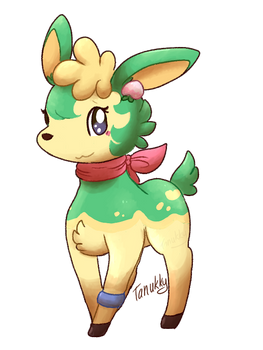 Fio the Deerling