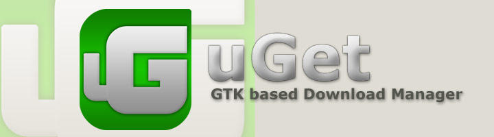 uGet Download Manager Logo