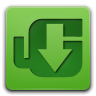 uGet's New App Icon (Faenza Inspired)