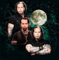 Glenn Hetrick of Face Off in Three Wolf Moon