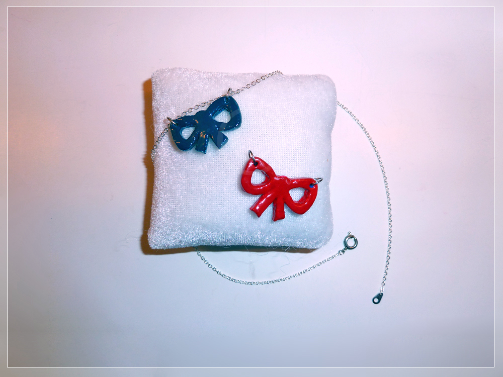 Ribbons by Lady-Kiwi