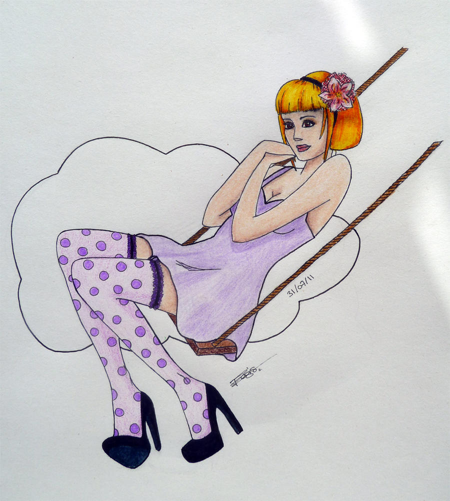Lena by Lady-Kiwi