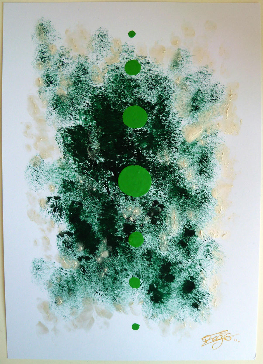 Green Halo by Lady-Kiwi