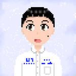 'New' Pixel Portrait