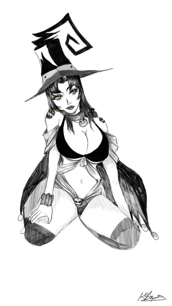 Witch by kaafa98nya