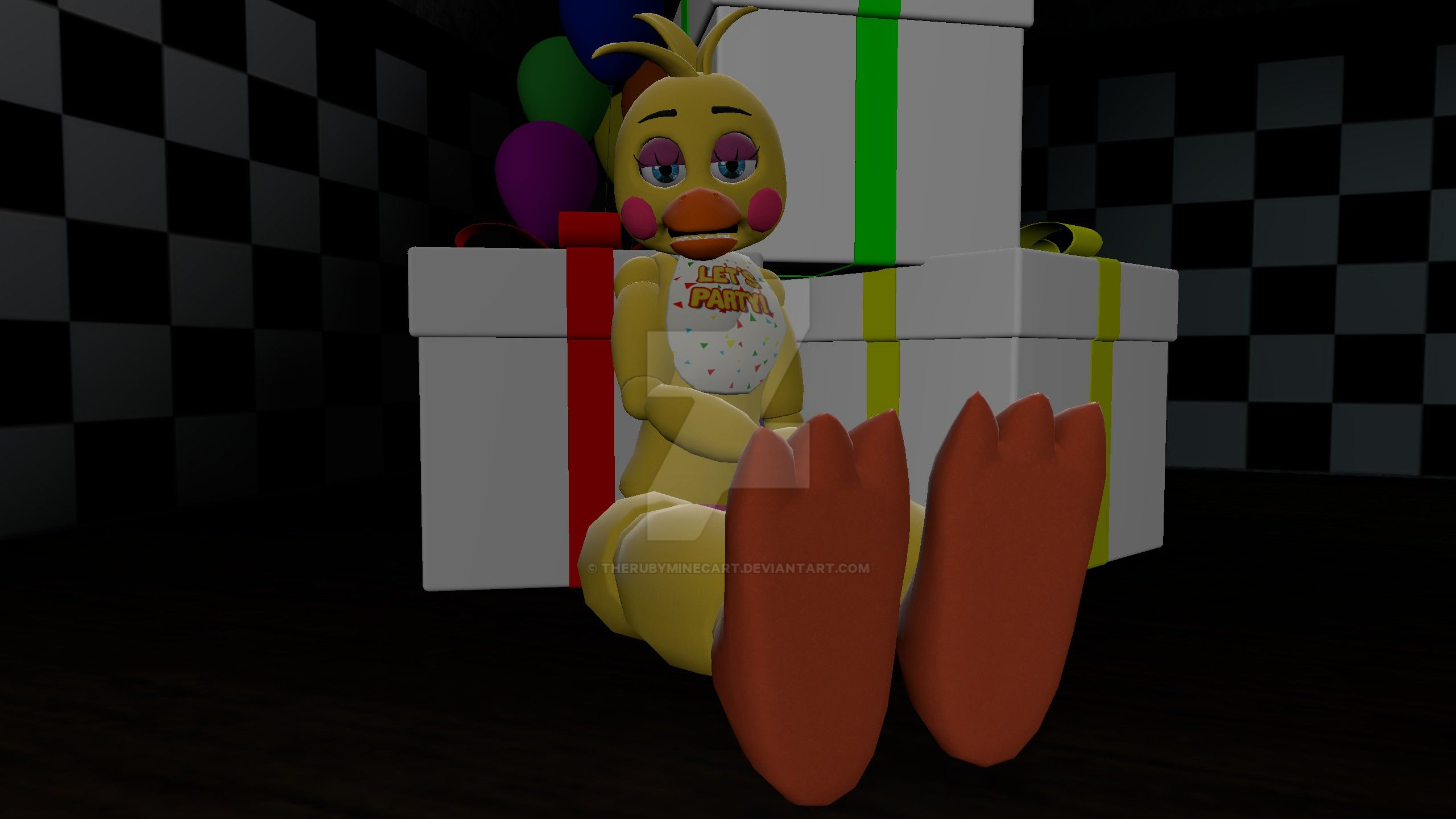 art toy chica wallpaper - photo #47