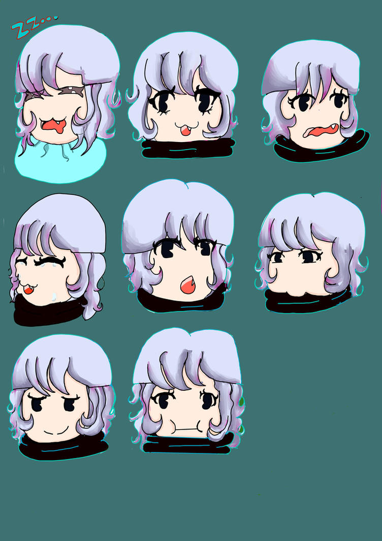 Fay stickers by pitwithabow