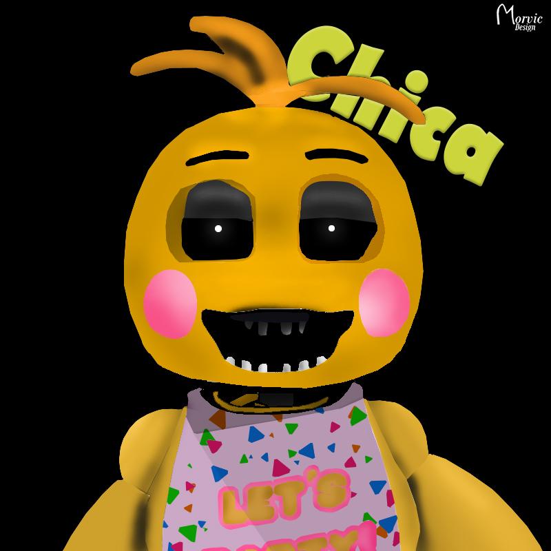 5 Nights At Freddy&#39-s 2 Chica by Fidney22 on DeviantArt