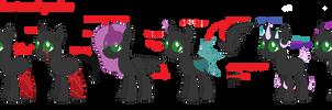 Lost soul ponies {CLOSED SPECIE}