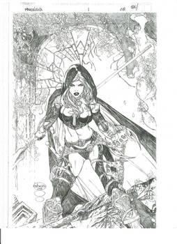 Magdalena 1 cover