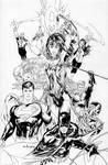 Justice League of America #1 eBas