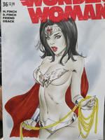 e.Bas naughty Wonder Woman  by ebas