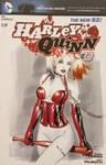 eBas Copic Harley bat in between legs