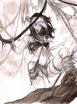 Savage land Rogue Hunter
