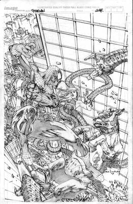 Spiderman Doctor Octopus