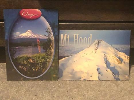 Oregon Postcards