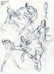 Action Poses part 1