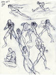 Action Poses part 3