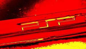'Logo' PSP Wallpaper