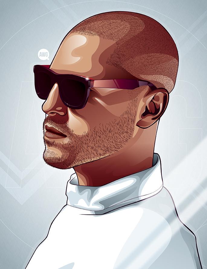 DJ Vector by awgvector